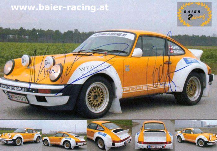 Porsche 911 SC, 14,8 x 10,5 cms