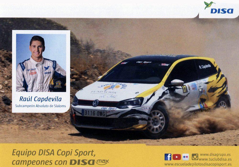 Volkswagen Polo TDI, #17, I Prueba Velocidad en Tierra San Miguel 2017, 14,5 x 10,5 cms