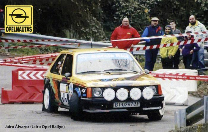 Opel Kadett D GTE, 15,0 x 10,0 cms